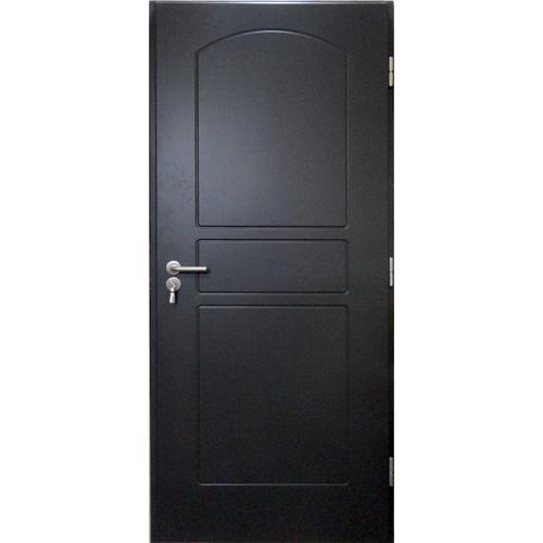 Входные двери с притвором