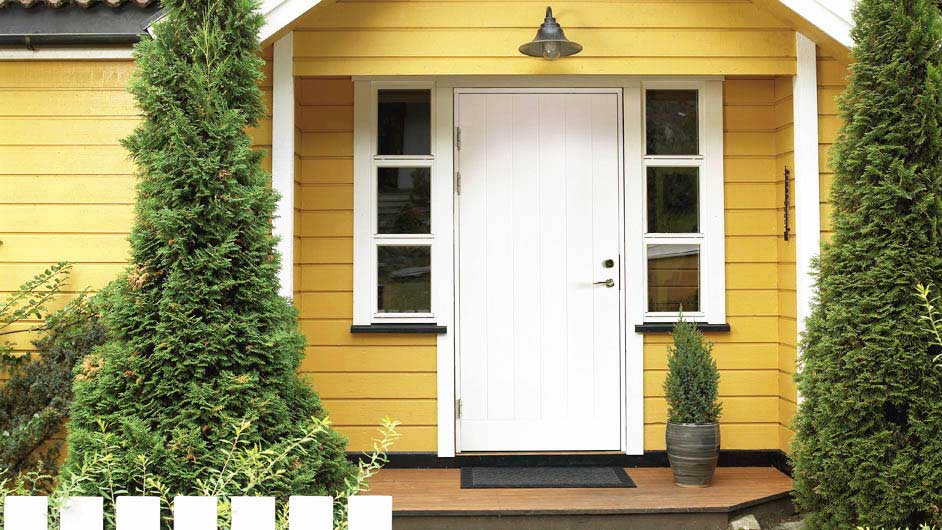 Финские двери Jeld-Wen Basic 010 в наличии
