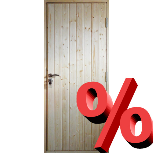 Скидка 5% на двери Scandi в наличии