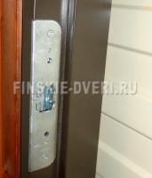 Регулируемая планка для финских дверей