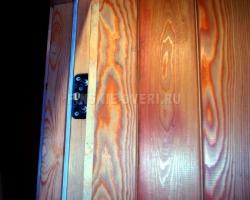 Дверь по финской технологии