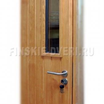 двери для дачи из сосны