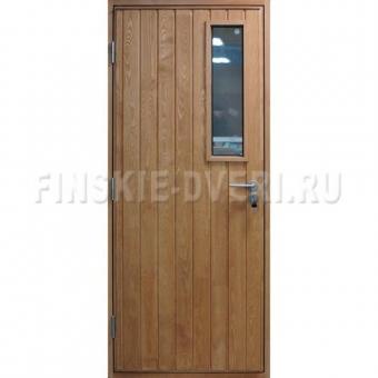 Деревянная входная дверь Scandi 030