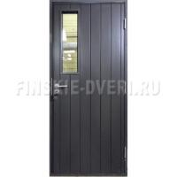 Деревянные входные двери Scandi 030