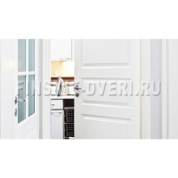 Дверь финская межкомнатная белая