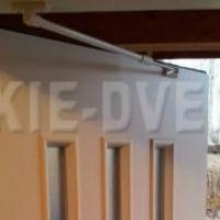 Дверной тормоз M-FIX серый