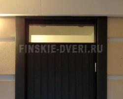Окно для двери с фрамугой Scandi