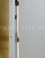 белые скандинавские двери
