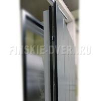 входные двери в скандинавском стиле фото