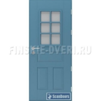 Двери в скандинавском стиле Scandoors F03