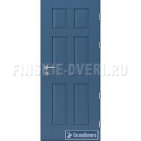 Двери для загородного дома Scandoors С03