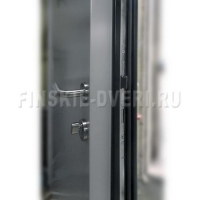 Двери для дома в финском стиле Scandoors F011