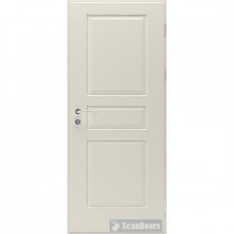 Филенчатые входные двери