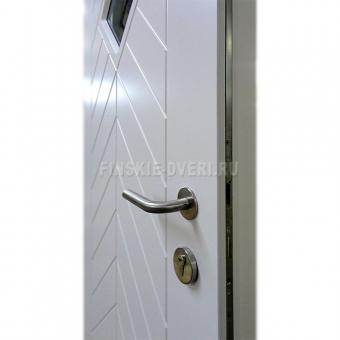 Теплая входная дверь Scandoors