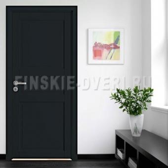Окрашенная межкомнатная дверь