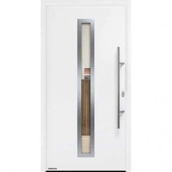 Двери Hormann Thermo 65 THP720F Прозрачное стекло