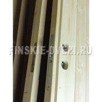 Деревянная финская дверь MOKKI 1