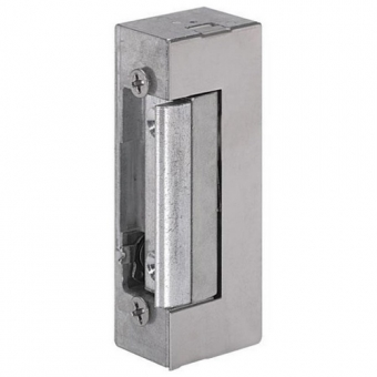 Электромеханическая защелка для дверей с ручкой-штангой
