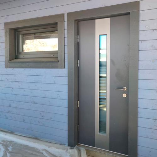 Уличная дверь Scandoors МW014-P