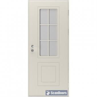 Дверь на террасу в коттедж