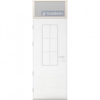 Фрамуга над входной дверью