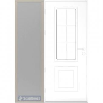 Боковое окно для двери