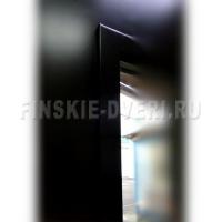 Утепленная деревянная дверь Scandoors МW014-Wood
