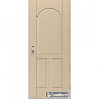 Входная дверь для деревянного дома