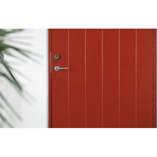 Покраска складских дверей