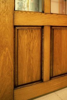 Входные двери из Дуба Scandoors Wood CW08