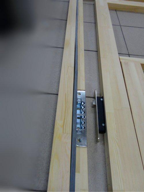 Входная деревянная дверь своими руками. Комплект Scandi для сборки в домашних условиях.