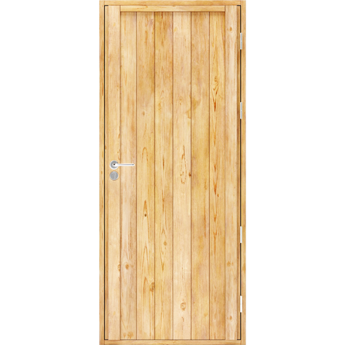 Входные двери из лиственницы Scandi Plus 010-3