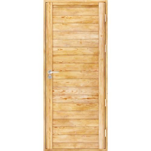 Входные двери лиственница Scandi Plus 010-4