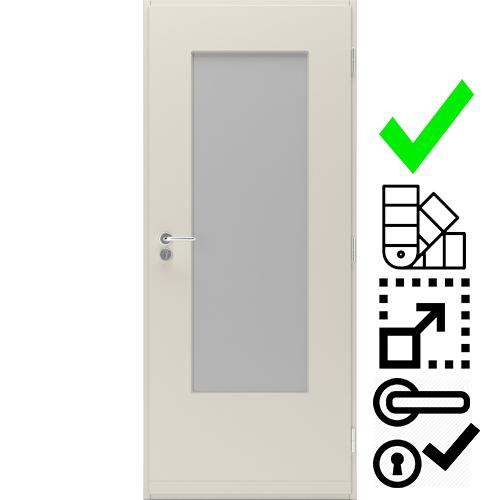 Террасная дверь Scandoors Easy 022