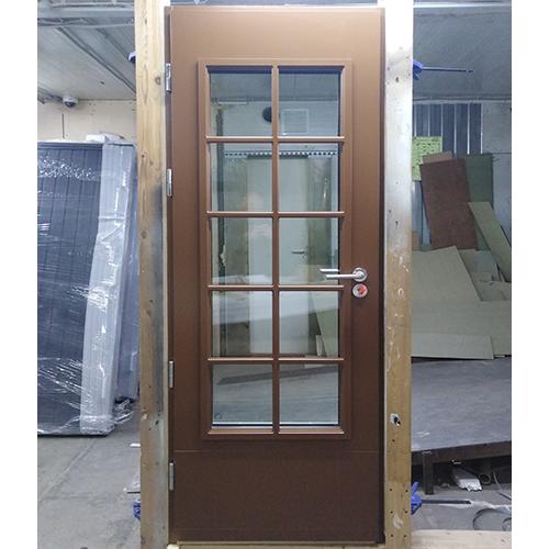 Дверь на террасу Scandoors Easy 0221Grid