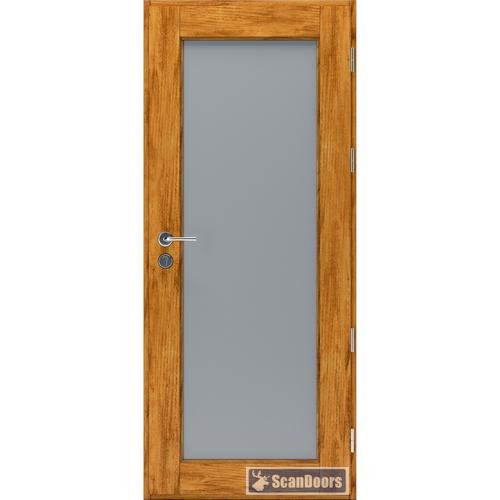 Дверь на террасу Scandoors Wood CW023