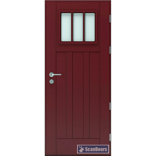 Американские входные двери Scandoors AW17