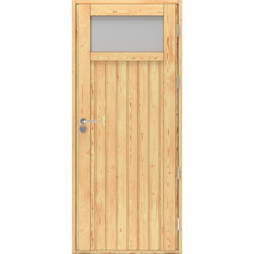 Входная дверь из дерева Scandi Plus W019