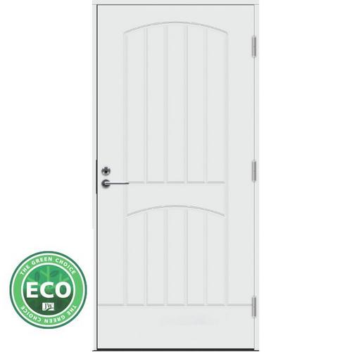 Теплая входная дверь Jeld-Wen F2000 ECO