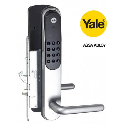 Электронный замок для финских дверей Yale Doorman
