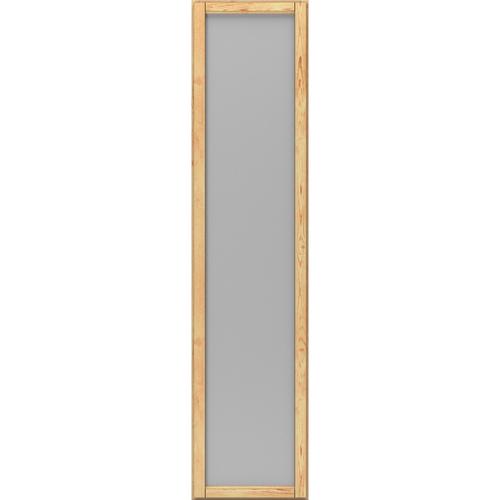 Боковая фрамуга двери Scandi Plus W02