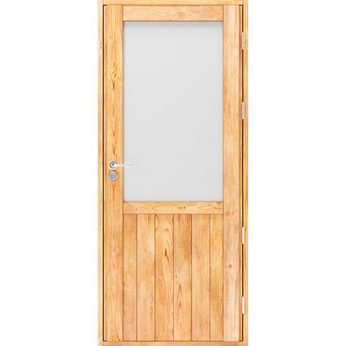 Входные двери из лиственницы Scandi Plus W0211