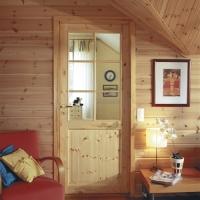 Финские двери под 6 стекол